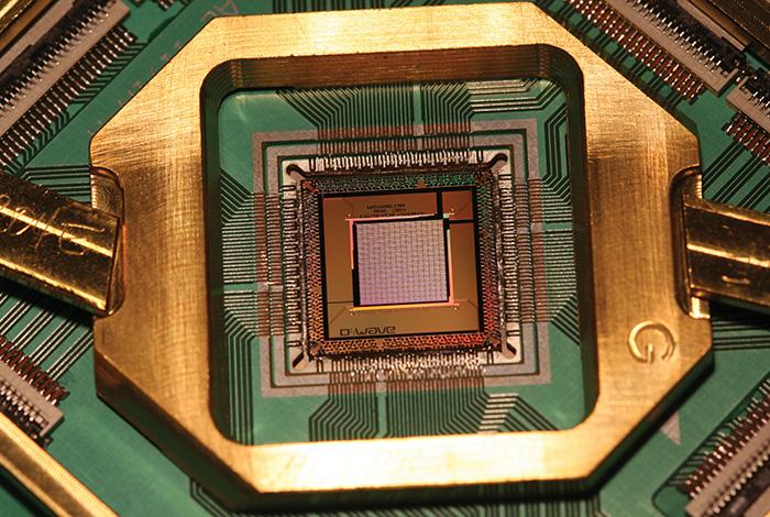 commercial quantum-computer processor