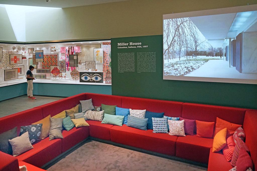 exposition alexander girard vitra design museum weil am flickr. Black Bedroom Furniture Sets. Home Design Ideas