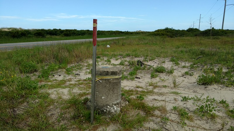 USGS Benchmark PID EX0141
