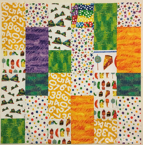 Very Hungry Caterpillar Archives - Sarah Goer Quilts : the hungry caterpillar quilt - Adamdwight.com