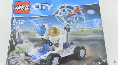 LEGO City Space Car (30315)