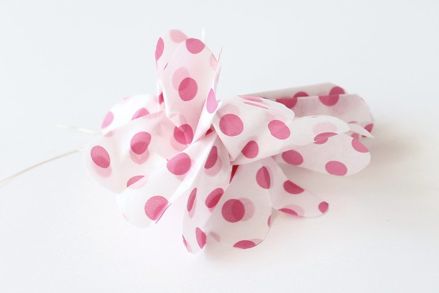 DIY Paper Pom Pom 05