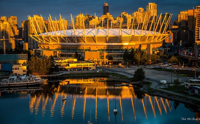 2014 - Vancouver Sunrise
