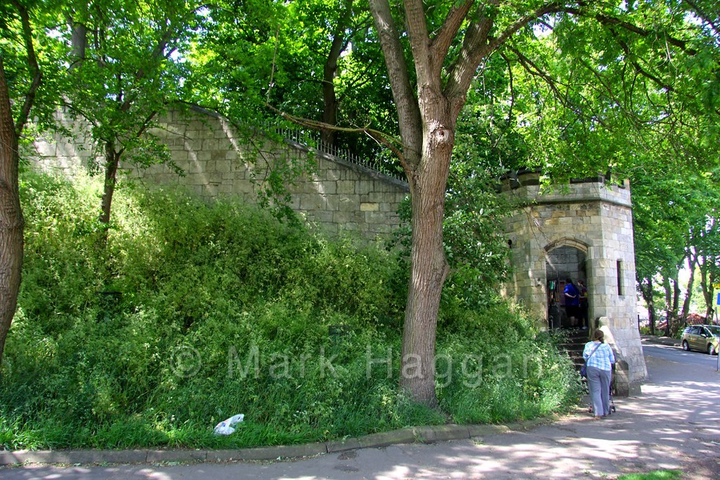 The Walls of York