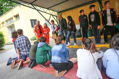 22 maggio: l'incontro con le scuole e gli ultimi preparativi