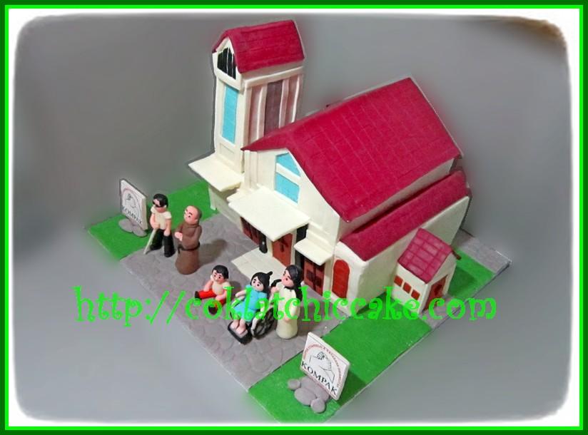 Cake Gereja