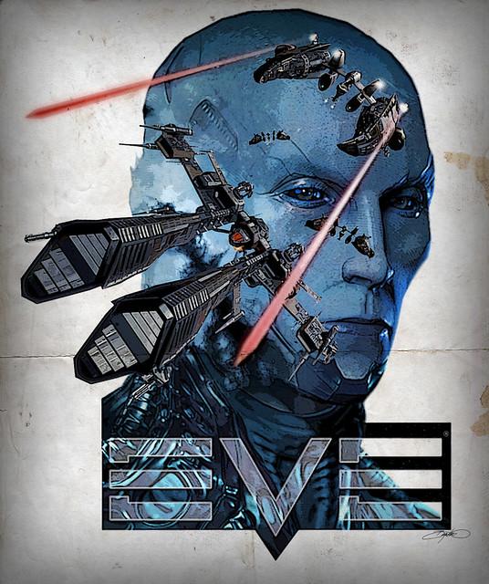 Drifter Wars: Eve Online
