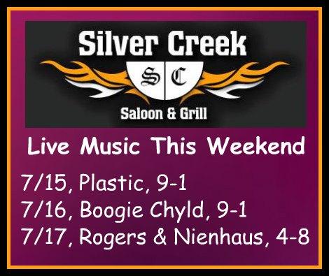 Silver Creek Poster 7-15-16