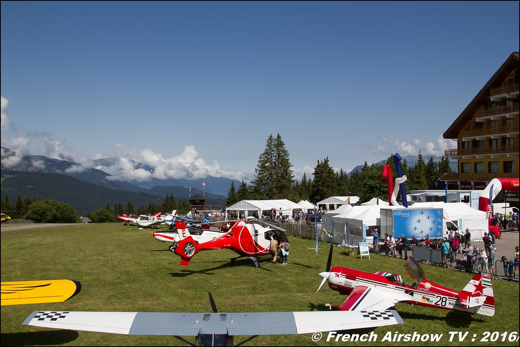 Aeronefs , Meribel Air Show , 2016 , meribel airshow , les 3 vallees , Méribel LFKX/MFX