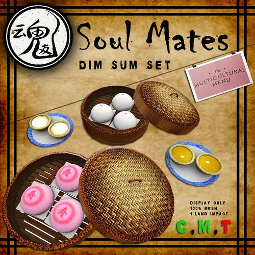 Soul Mates Dim Sum Set Ad