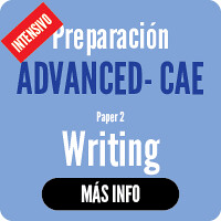 CAMBRIDGE intensives CAE Writing