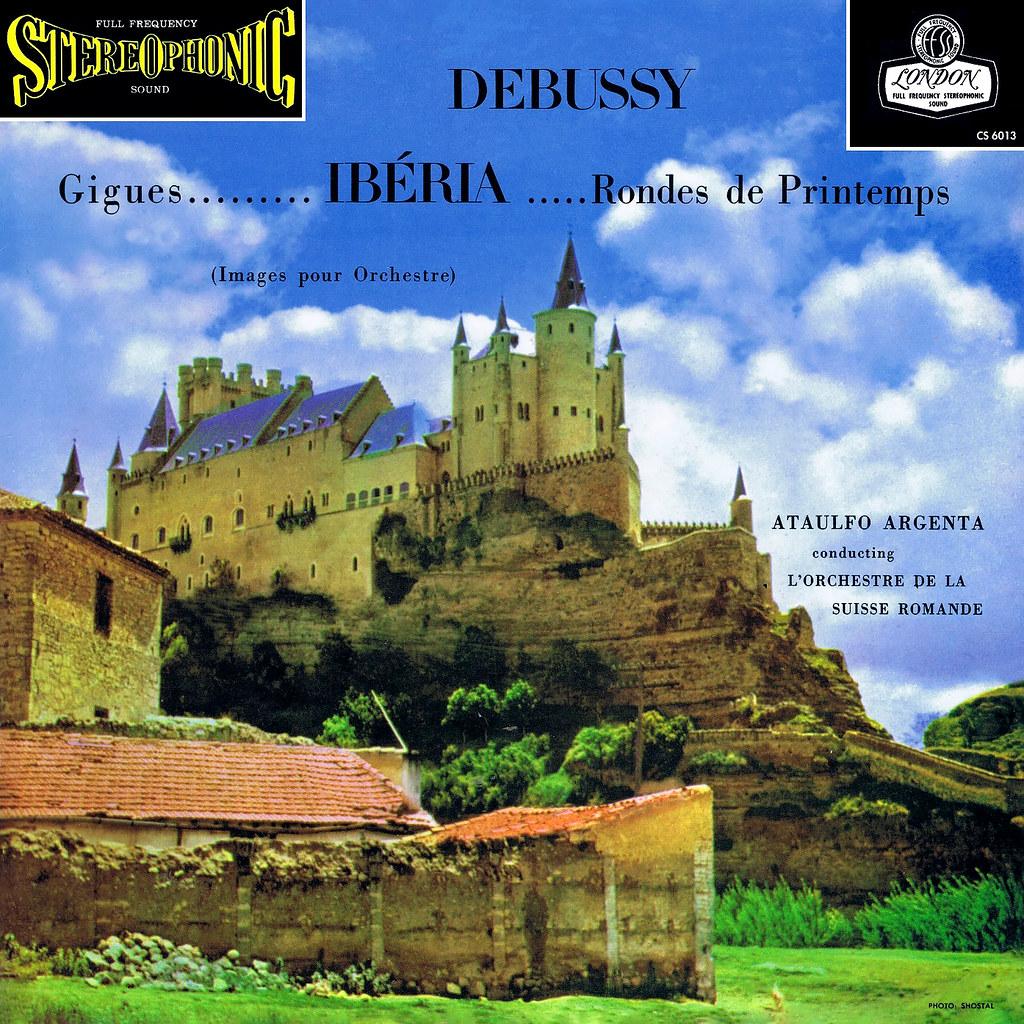 Claude Debussy - Ibéria