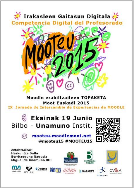 MoodleMoot Euskadi 2015