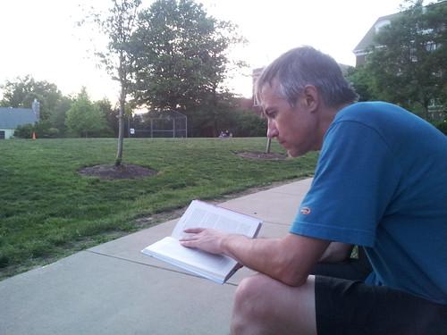 Rudi at Mitchell Park