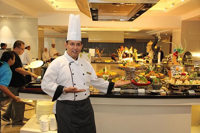 Ramadan Buffet 2015 @ Sunway Putra Hotel Kuala Lumpur