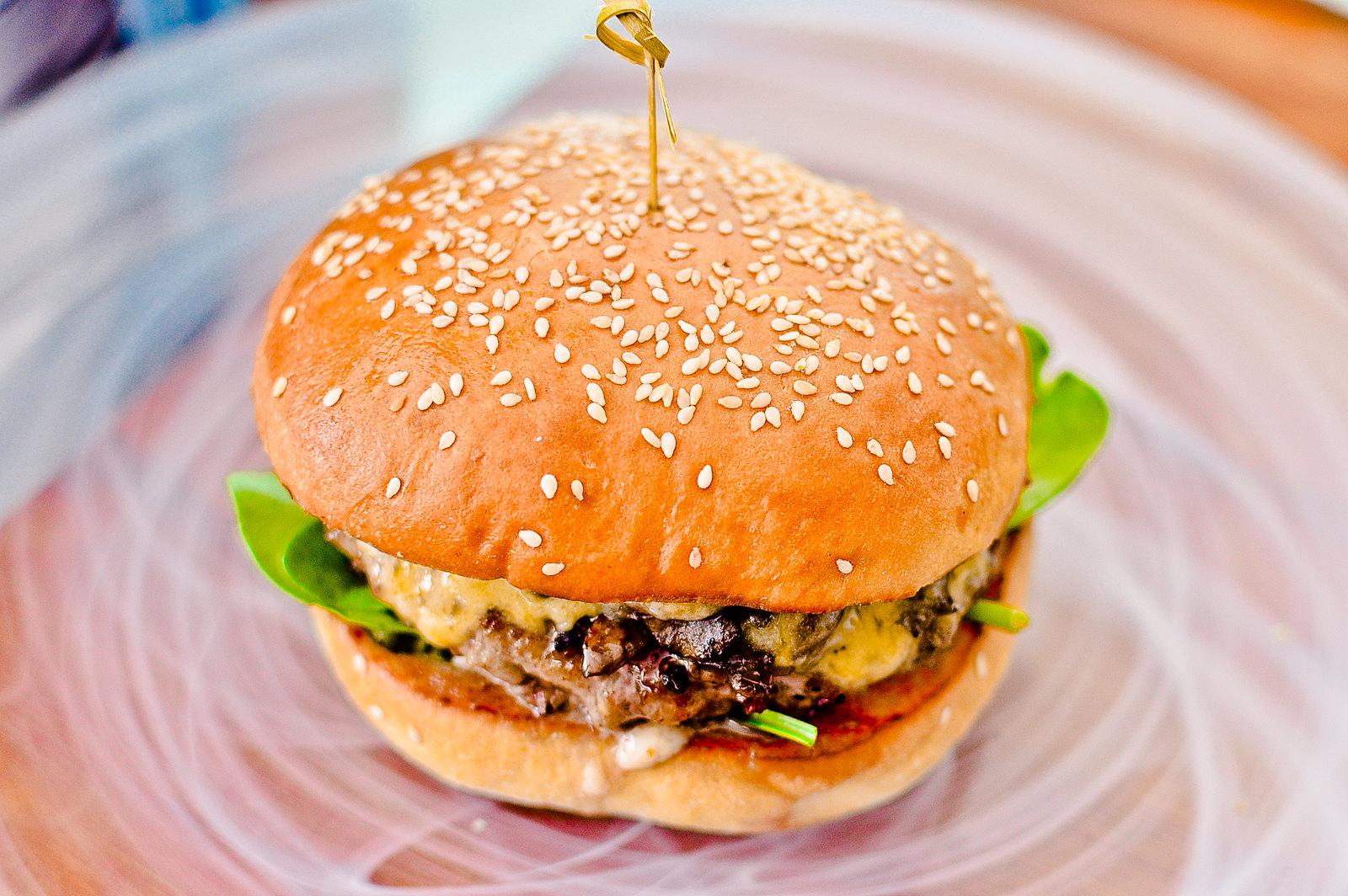 Boom Boom Burgers Chevron Island