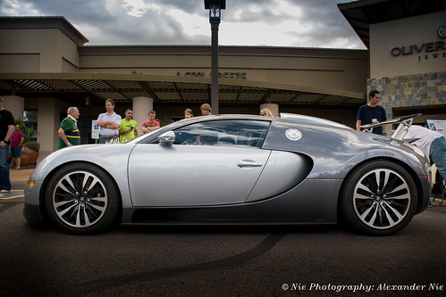 Veyron | by NiePhotography