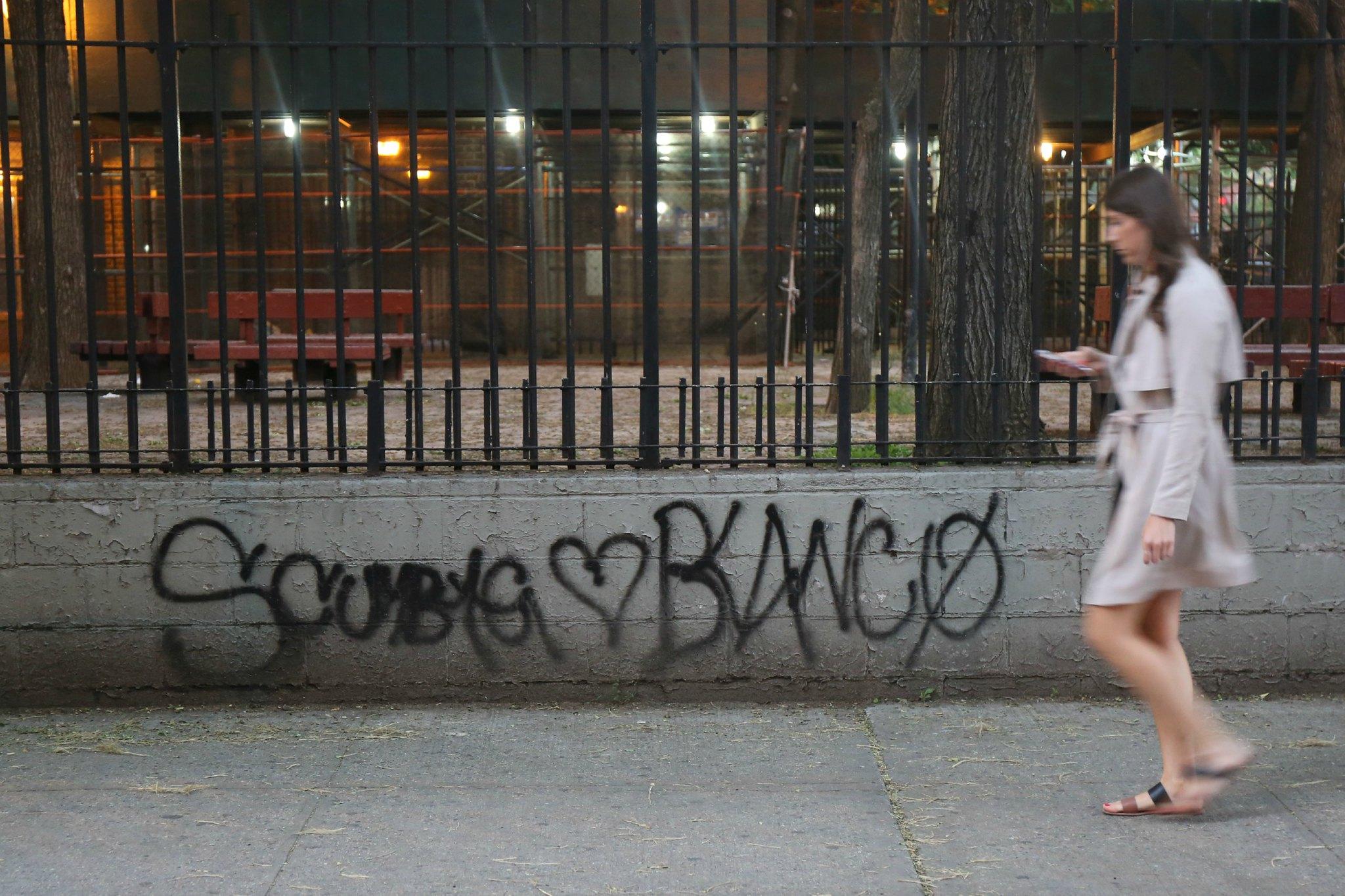 Scumbag loves Blanco