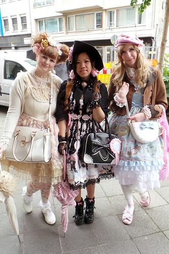 Three Sweethearts