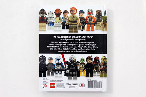 LEGO Star Wars Character Encyclopedia: Updated & Expanded