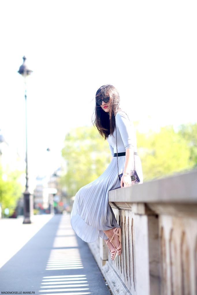 Shooting street style with Nikita, Paris