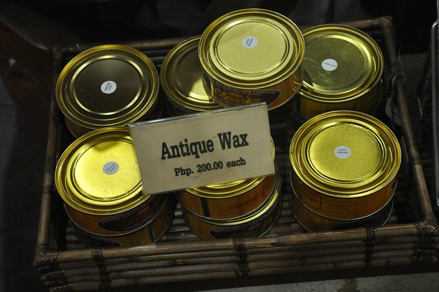 Antique Wax
