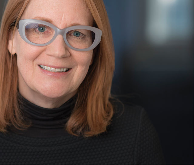 2015 Medalist: Marcia Lausen