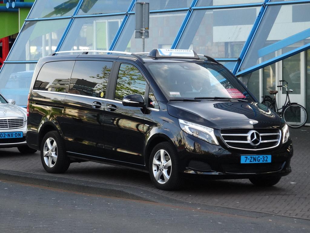 2015 Mercedes-Benz V-Klasse Taxi | Last year Mercedes-Benz ...