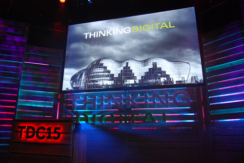 Thinking Digital 2015