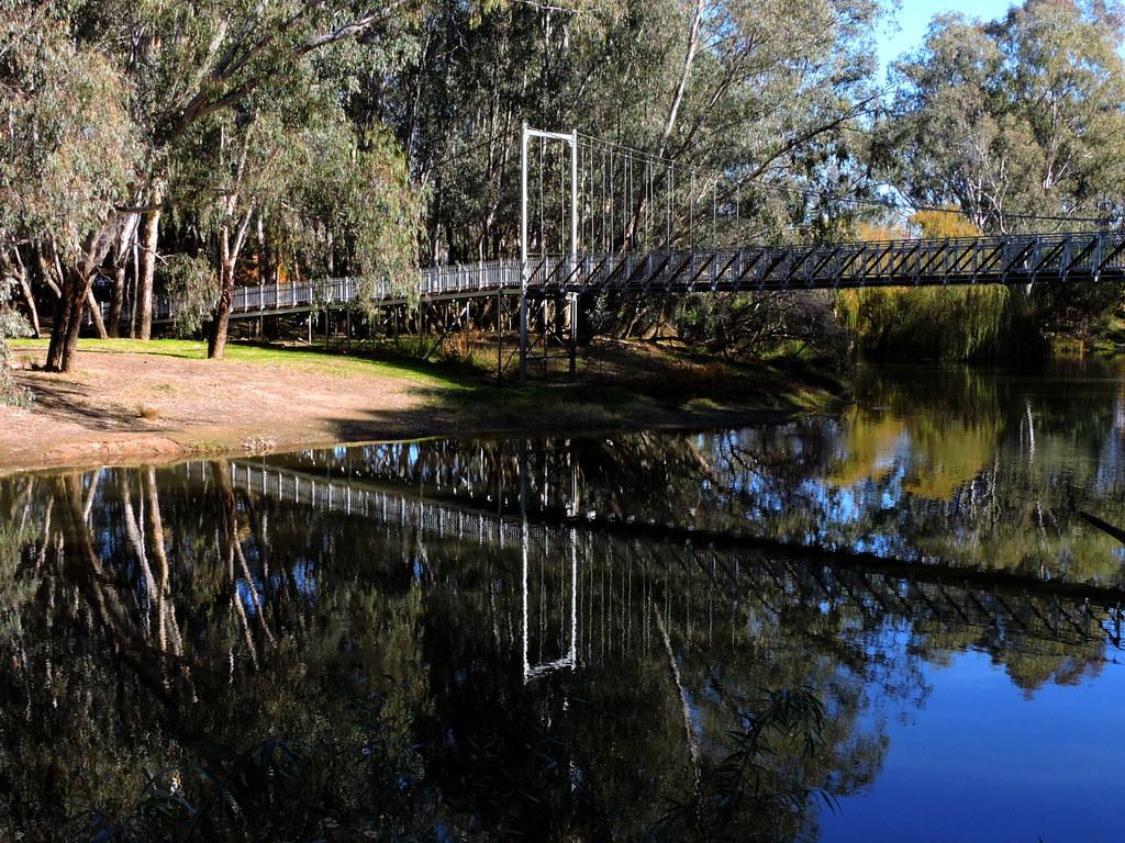 Ovens River Wangaratta
