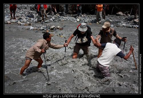 JOUR 23 : 19 AOUT 2012 : SHILLA KONG (4700M) - KANGI (FIN DU TREK)