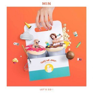 MIN – Take Me Away – 2016 – iTunes AAC M4A – Single