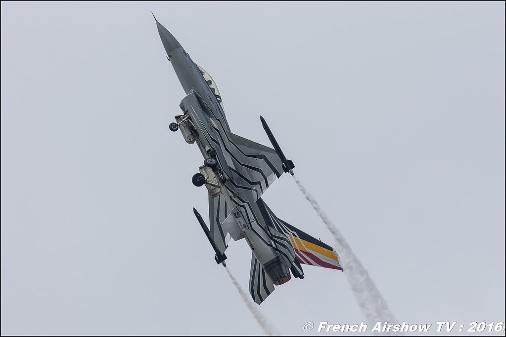 Belgian Air Force F-16 Solo Display Team , Belgian Air Force , f16 belge , BAF F-16 Solo Display 2016 ,Belgian Air Force Days 2016 , BAF DAYS 2016 , Belgian Defence , Florennes Air Base , Canon lens , airshow 2016