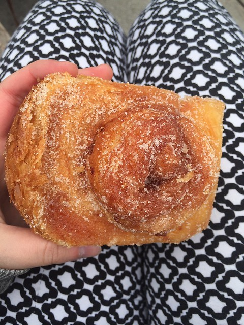 Morning bun from Tartine