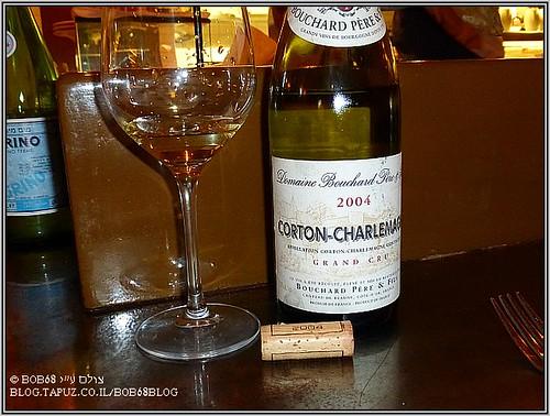 Bouchard Pere & Fils Corton Charlemagne Grand Cru 2004