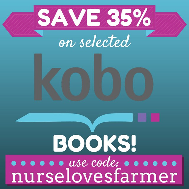 SAVE 35% on Kobo