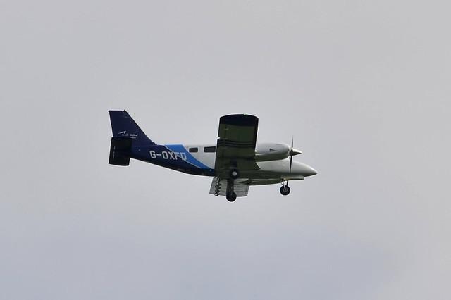 G-OXFD PA-34-200T Seneca V