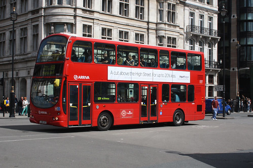 Arriva London South DW90