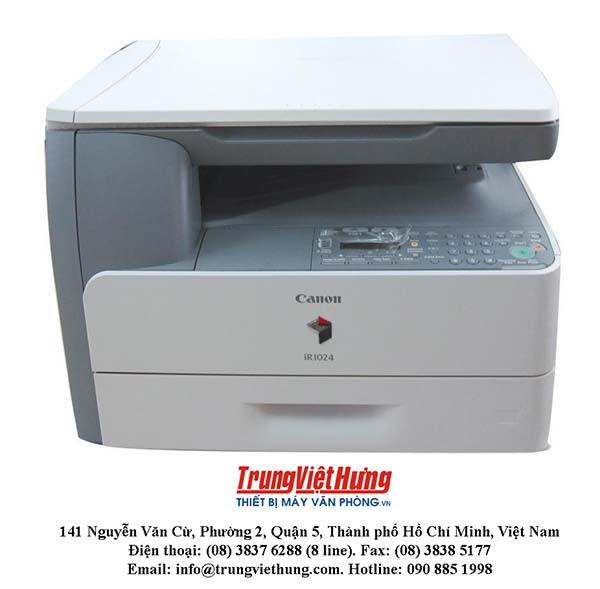 Cách nào bảo trì máy photocopy Canon iR 2002n tốt nhất?