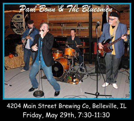 The Bluesmen 5-29-15