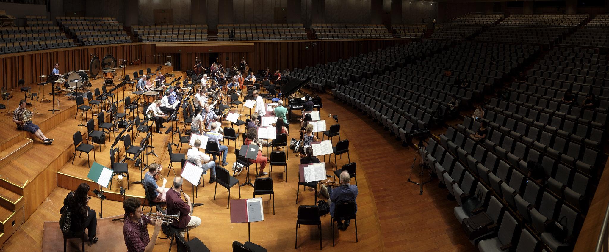NCPA NDR-Konzert