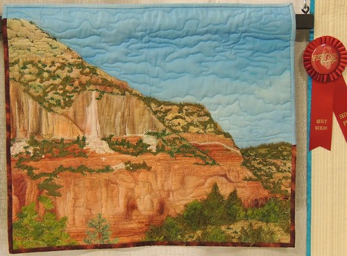Waterfall Mesa by Laura Gilmartin