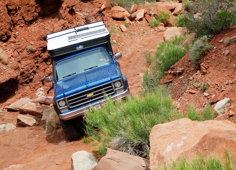 Desert Off-Road Trip 2015: White Rim Trail & Lockhart Basin