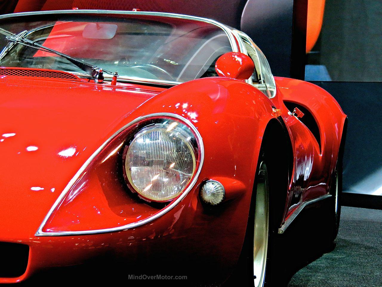 Alfa Romeo Tipo 33 Stradale NYIAS 2