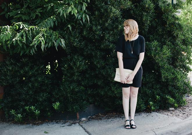 loft black dress7