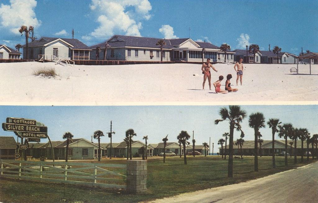 Silver Beach Hotel, Motel & Cottages - Fort Walton Beach, Florida