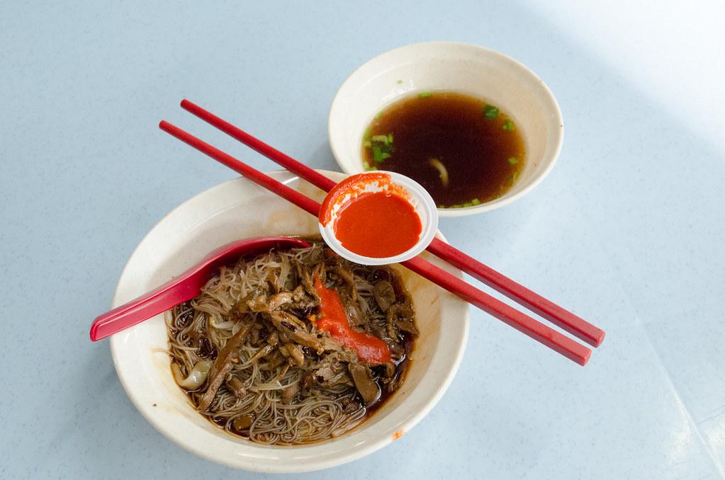 Kedai Makanan & Minuman Soon Yen's delicious duck noodle