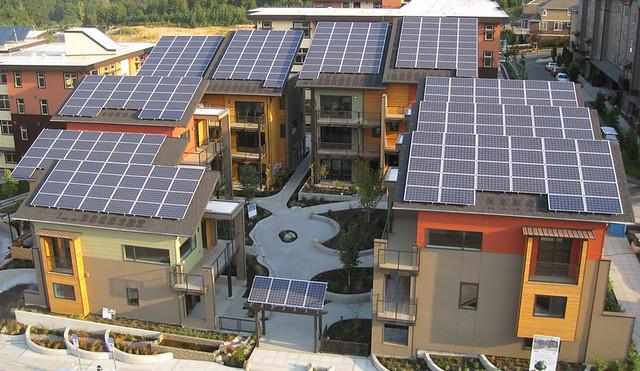 zHome - A Zero Net Energy Community