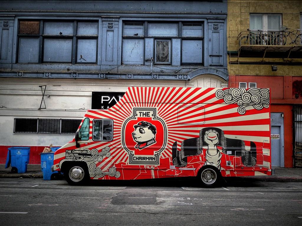 The Chairman Food Truck San Francisco Greg Flickr