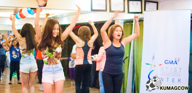 Kris Bernal's Dance Party